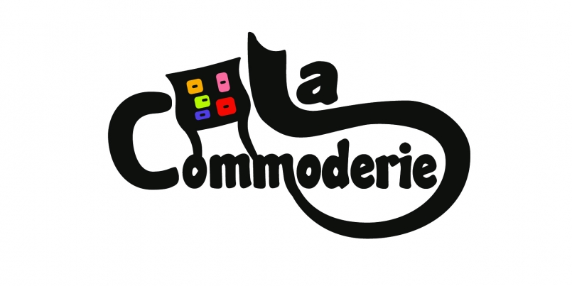 Logotype la commoderie V2 01